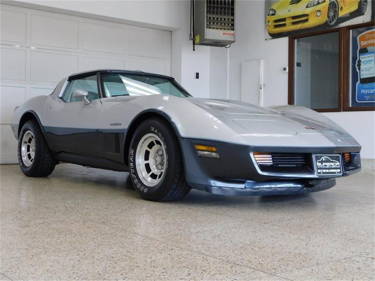 Large Picture of '82 Corvette - QYRX