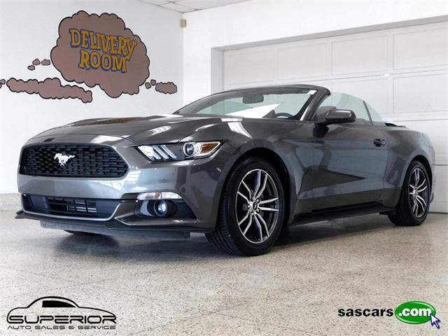 Picture of '17 Mustang - QYS0