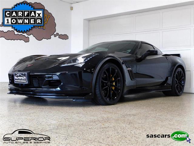 Picture of '19 Corvette - QYS5