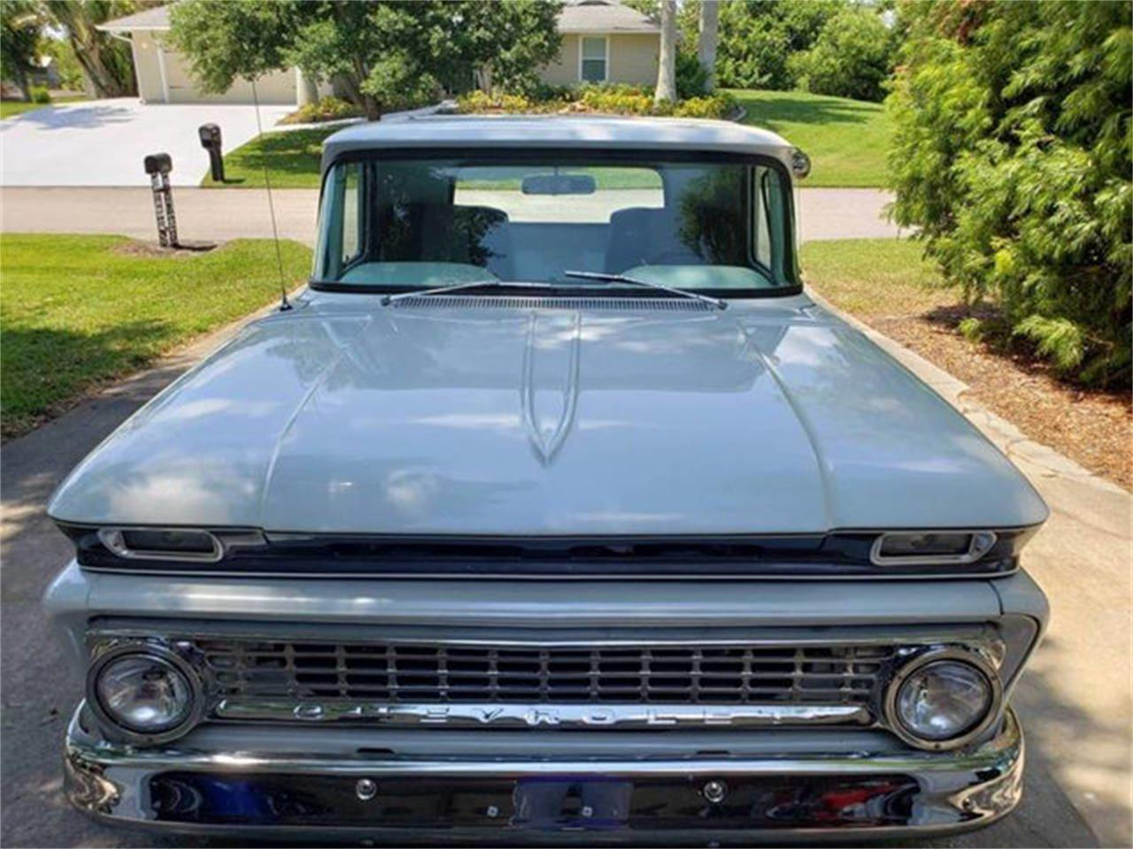 Large Picture of '63 C10 - QYS8