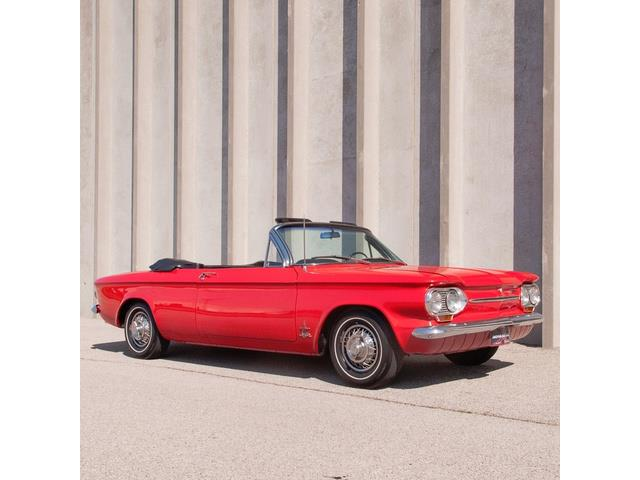 Picture of '63 Corvair Monza - QYSJ