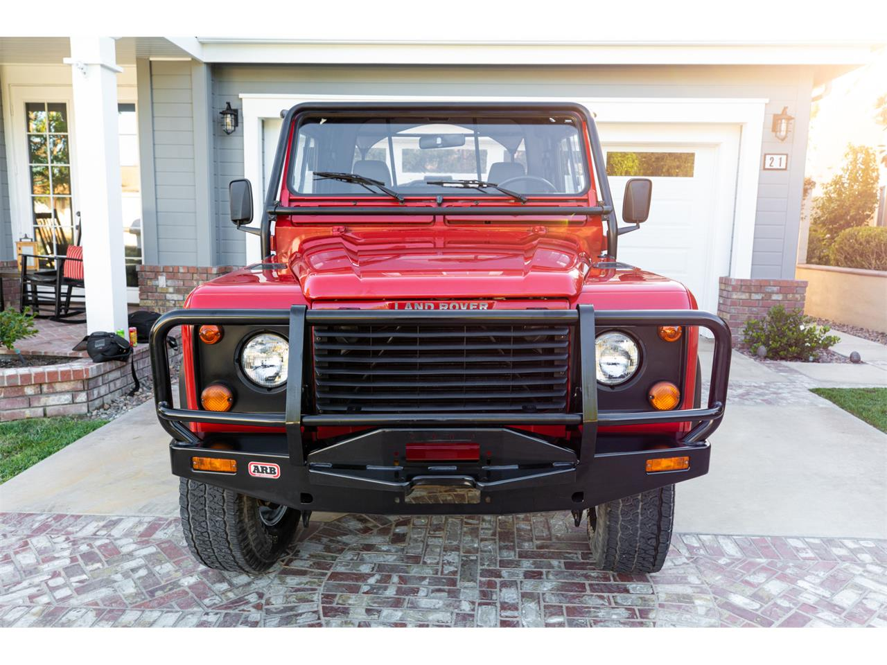Large Picture of '95 Defender - QYTG