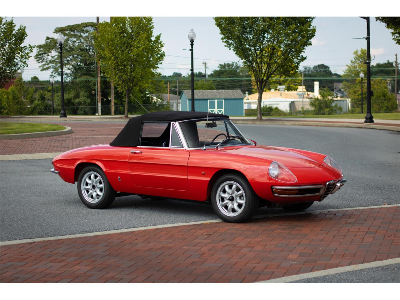 Large Picture of '67 Spider Duetto - QYTI