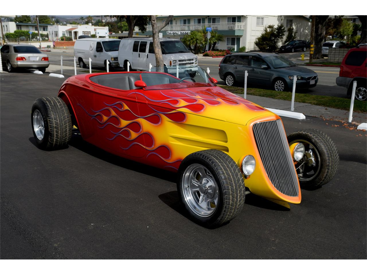 Large Picture of Classic '34 Ford Roadster located in Las Vegas Nevada Auction Vehicle - QYTR