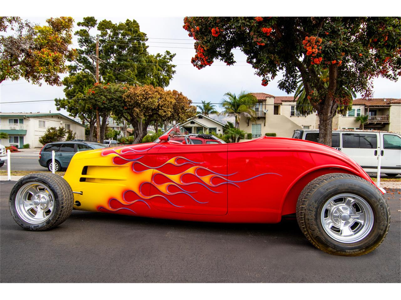 Large Picture of '34 Roadster located in Nevada Auction Vehicle - QYTR