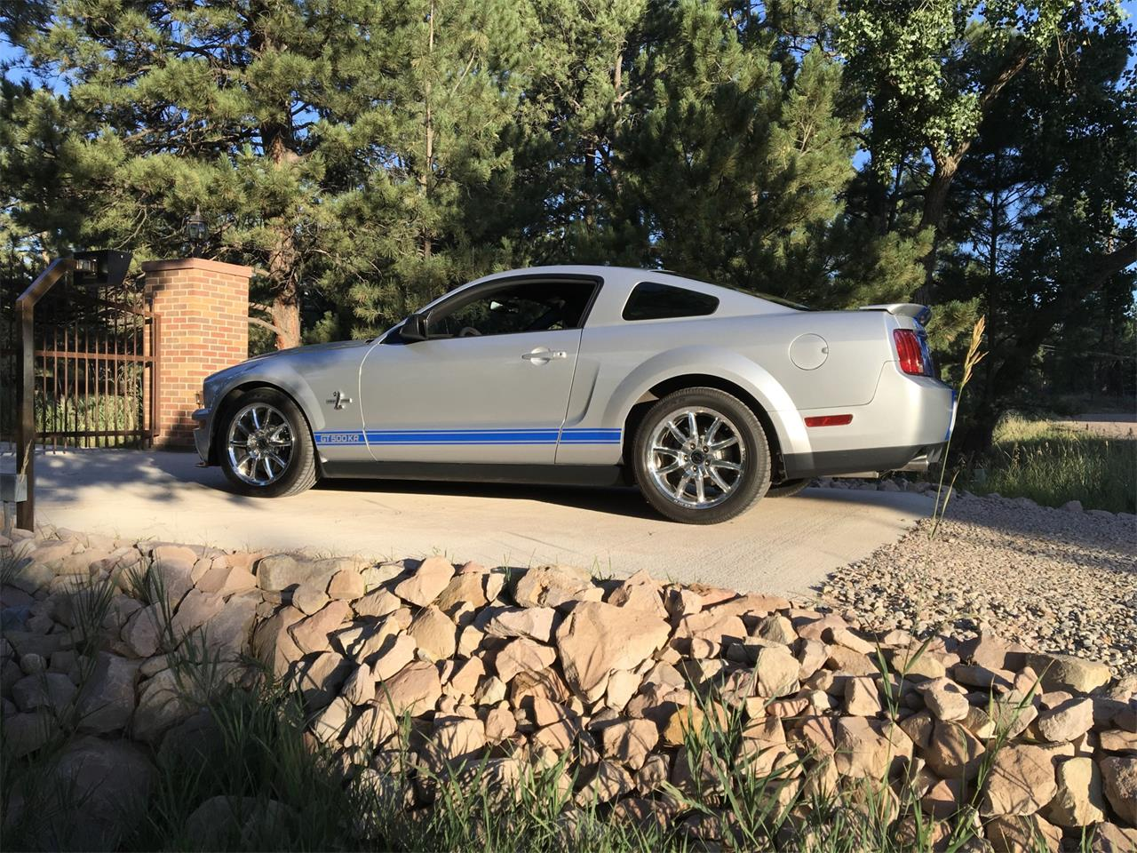 Large Picture of '09 GT500 - QYTX