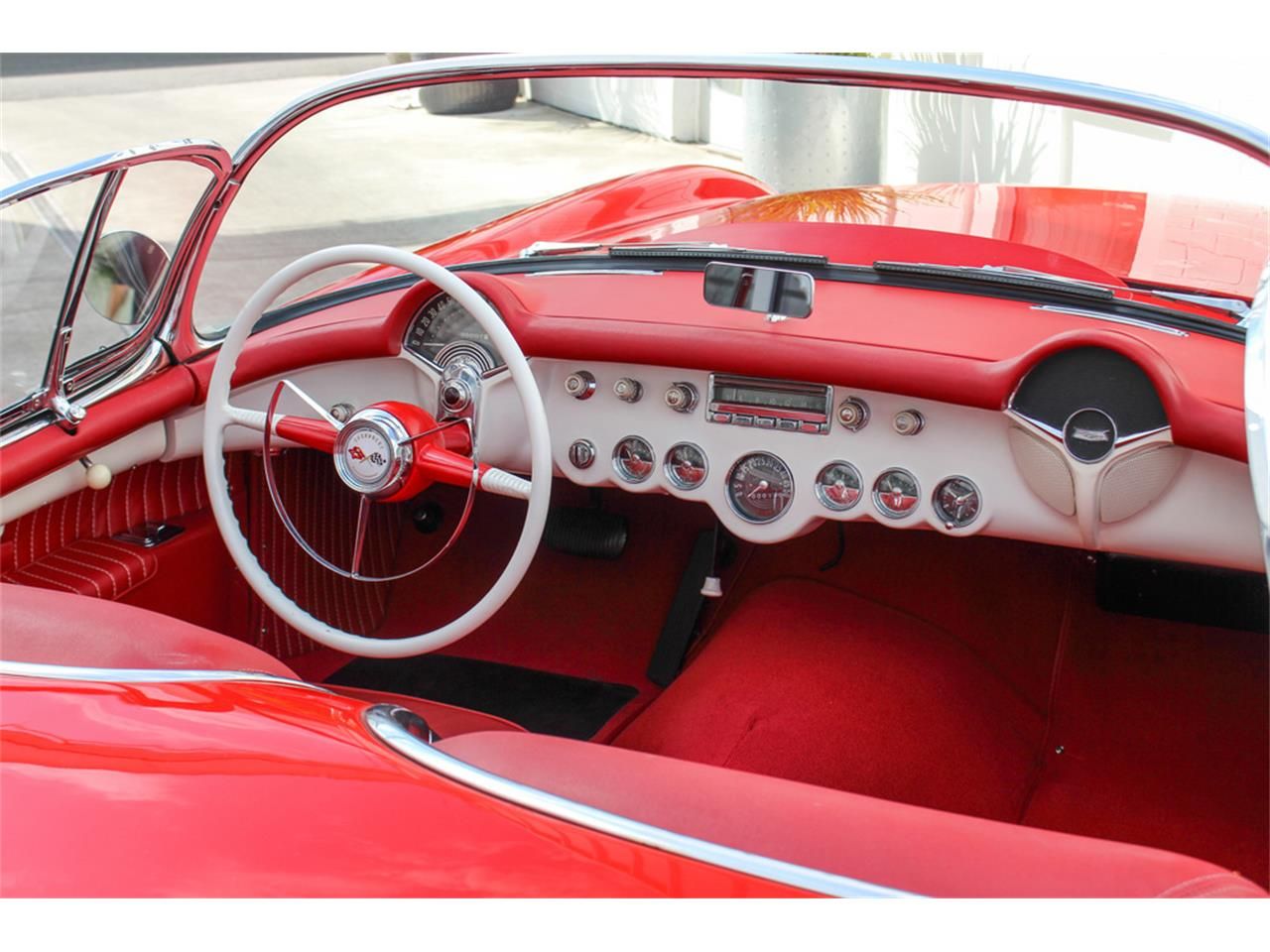 Large Picture of Classic 1954 Corvette - QYU3