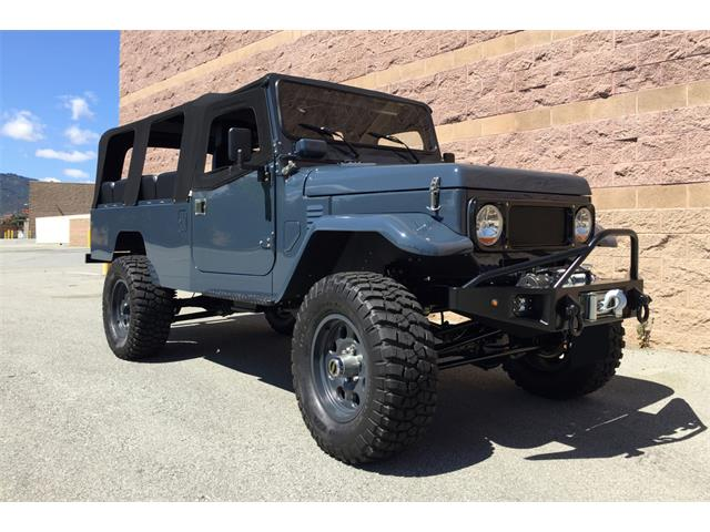 Picture of '81 Land Cruiser FJ Auction Vehicle - QYUJ