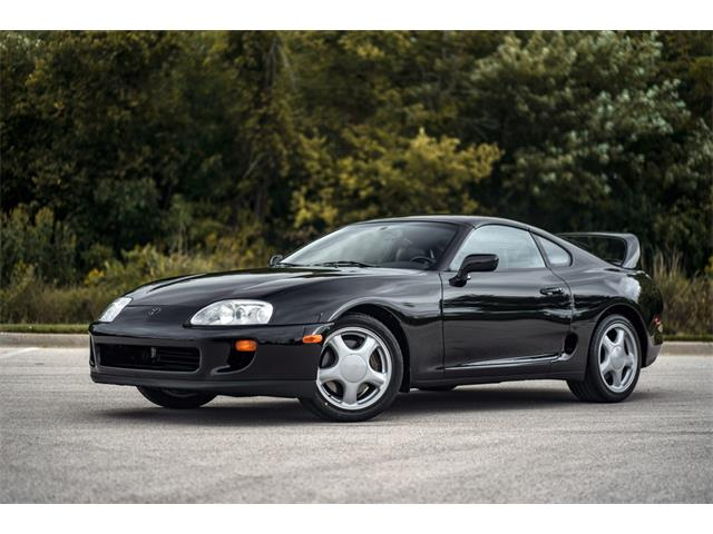 Picture of 1994 Toyota Supra Auction Vehicle - QYUP