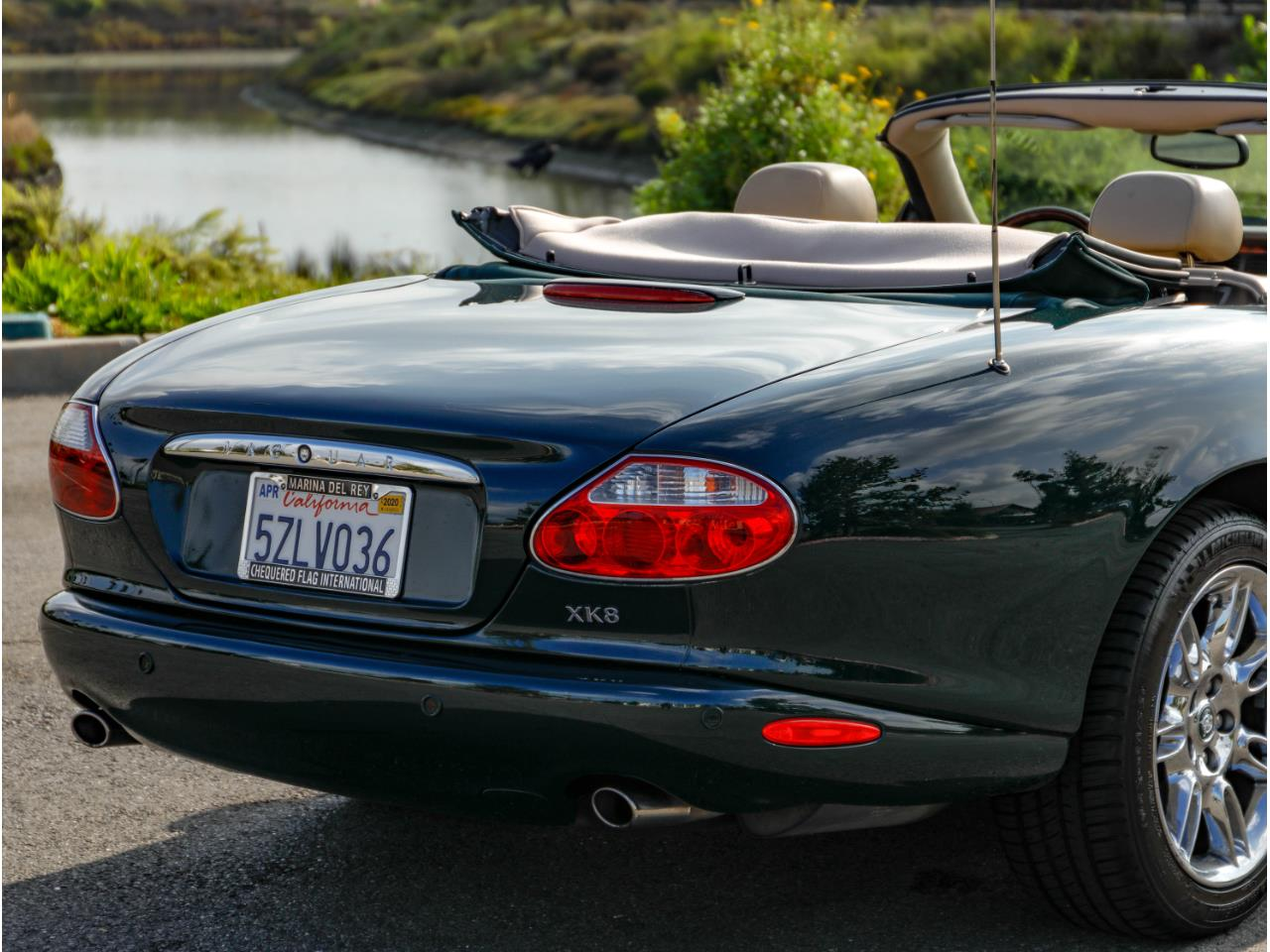 Large Picture of '02 XK8 - QYV3