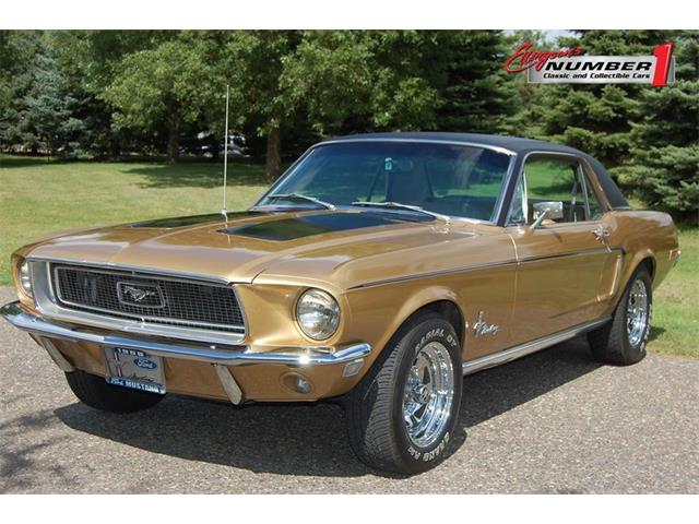Picture of '68 Mustang - QYV6