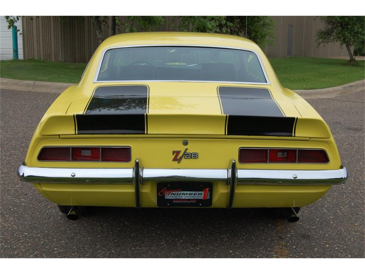 Large Picture of Classic '69 Chevrolet Camaro Z28 - $49,995.00 Offered by Ellingson Motorcars - QYV7
