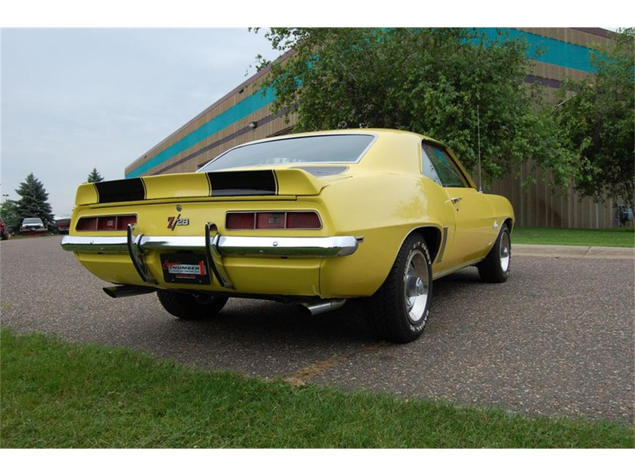 Large Picture of Classic 1969 Chevrolet Camaro Z28 - $49,995.00 Offered by Ellingson Motorcars - QYV7
