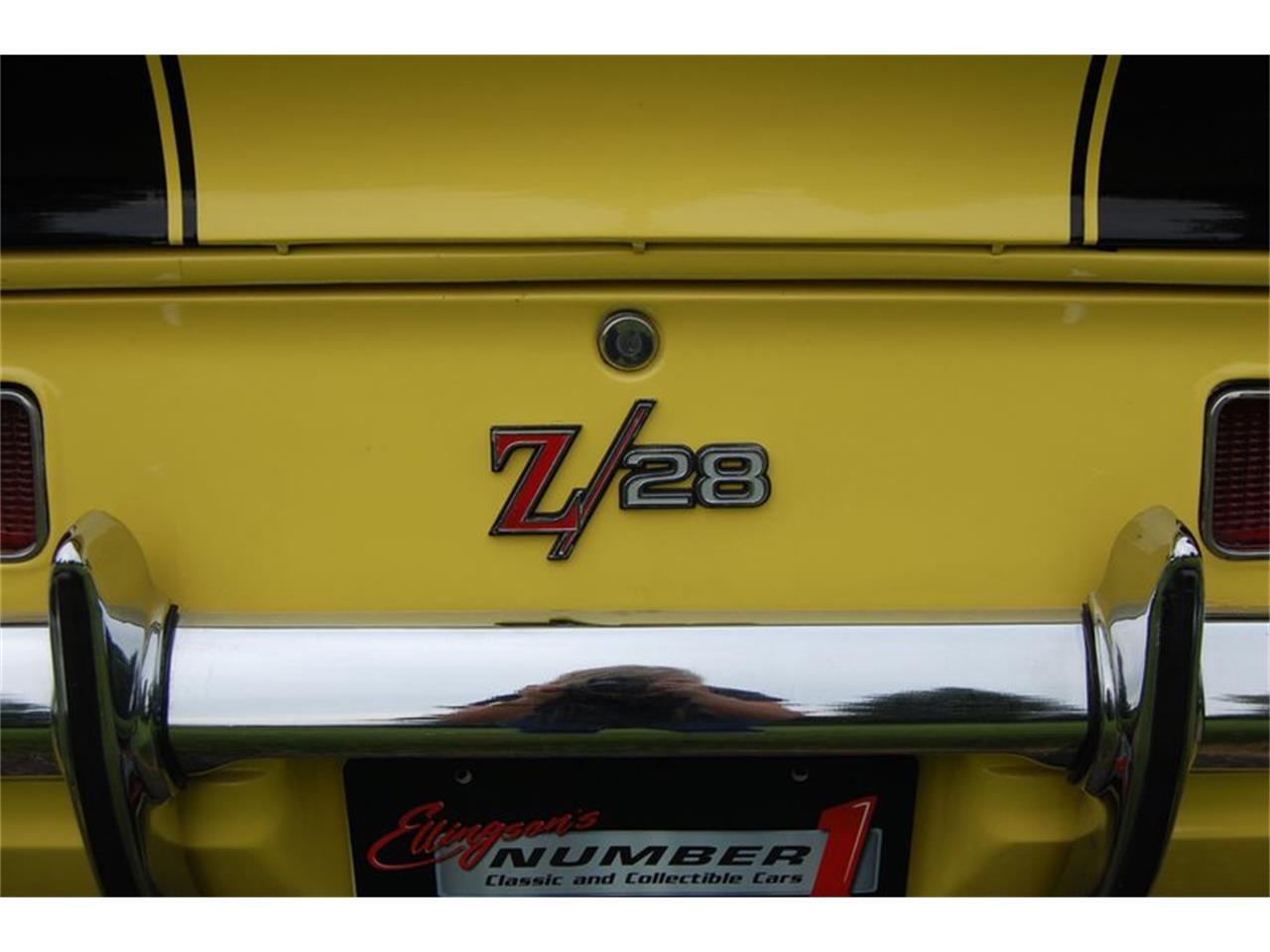 Large Picture of 1969 Camaro Z28 located in Rogers Minnesota Offered by Ellingson Motorcars - QYV7