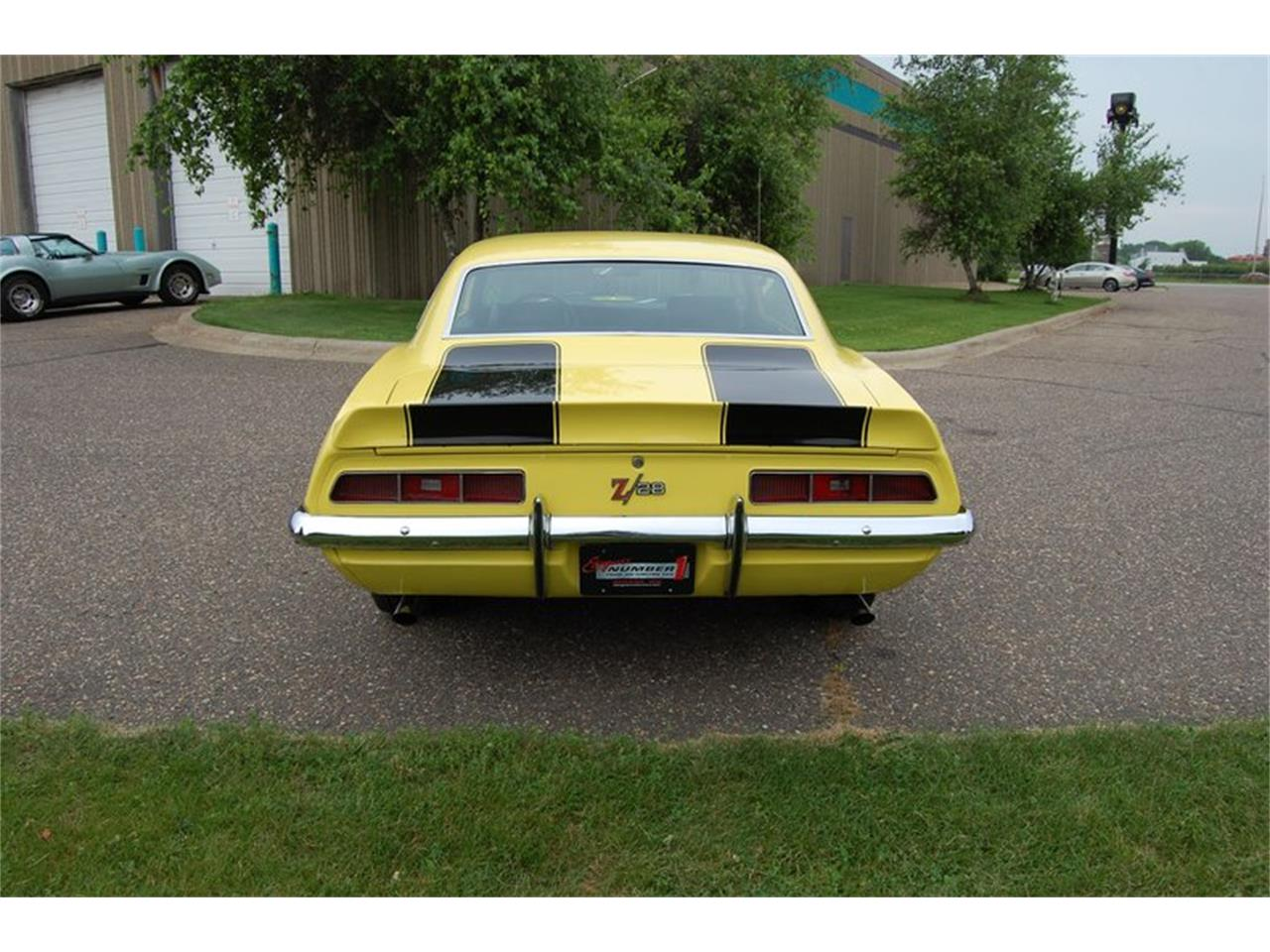 Large Picture of Classic 1969 Chevrolet Camaro Z28 - $49,995.00 - QYV7