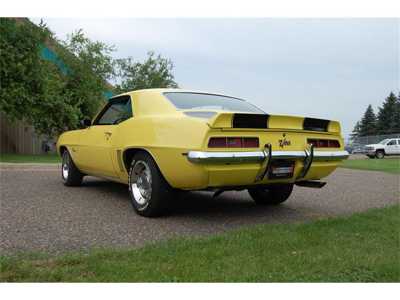 Large Picture of Classic 1969 Camaro Z28 located in Minnesota - $49,995.00 Offered by Ellingson Motorcars - QYV7