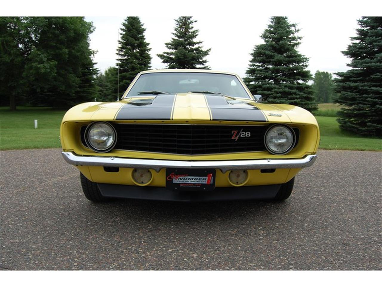 Large Picture of Classic 1969 Camaro Z28 Offered by Ellingson Motorcars - QYV7