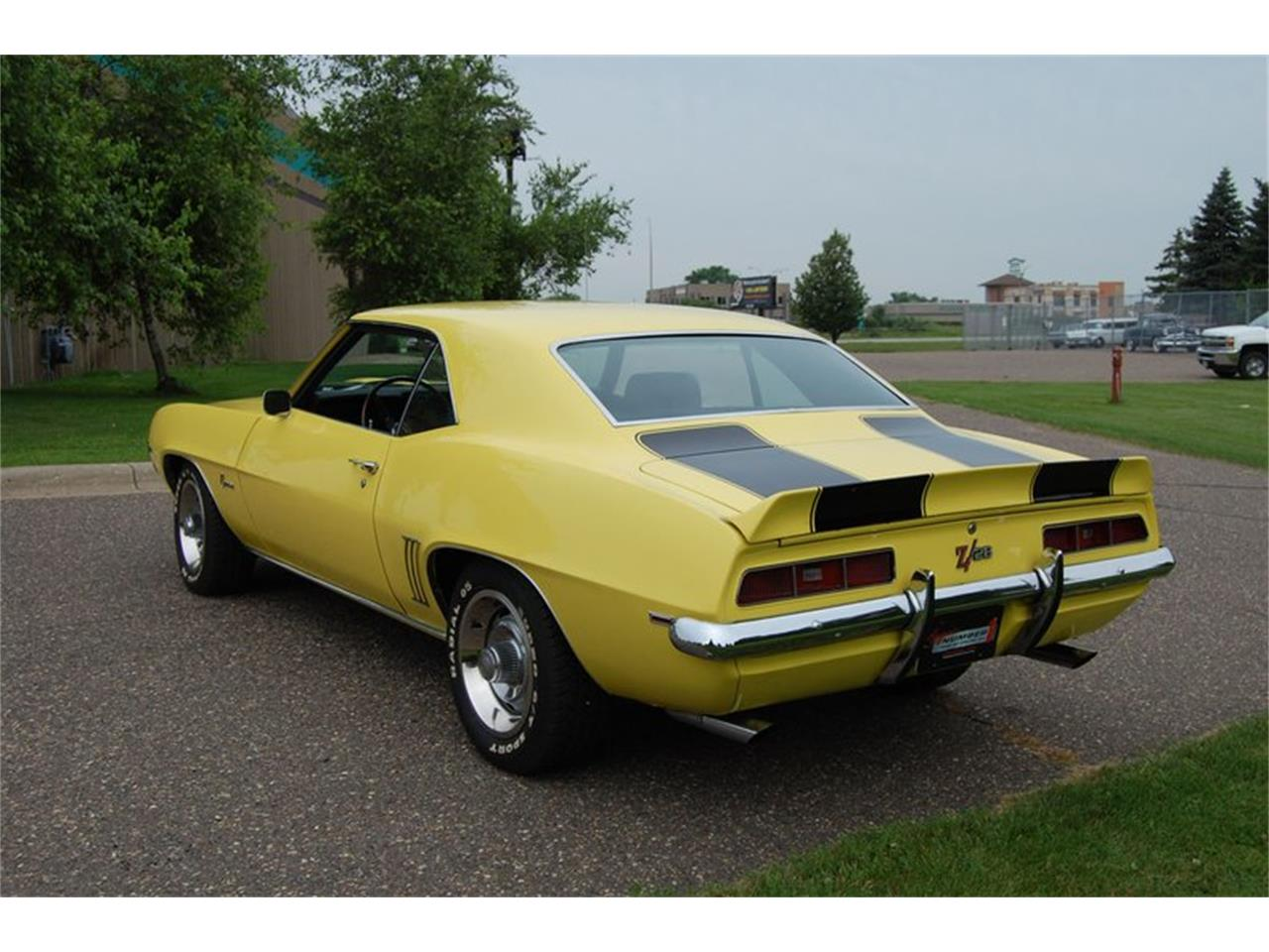 Large Picture of '69 Camaro Z28 located in Minnesota - $49,995.00 - QYV7