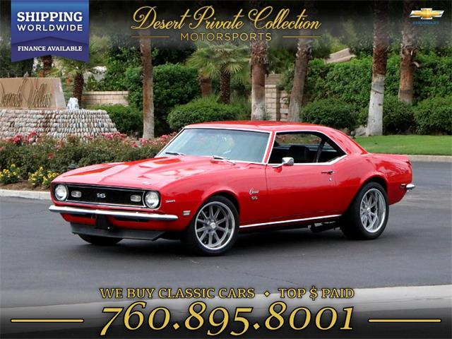 Picture of '68 Camaro - $54,999.00 Offered by  - QYVM