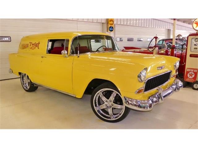 Picture of '55 Sedan Delivery - QYVP