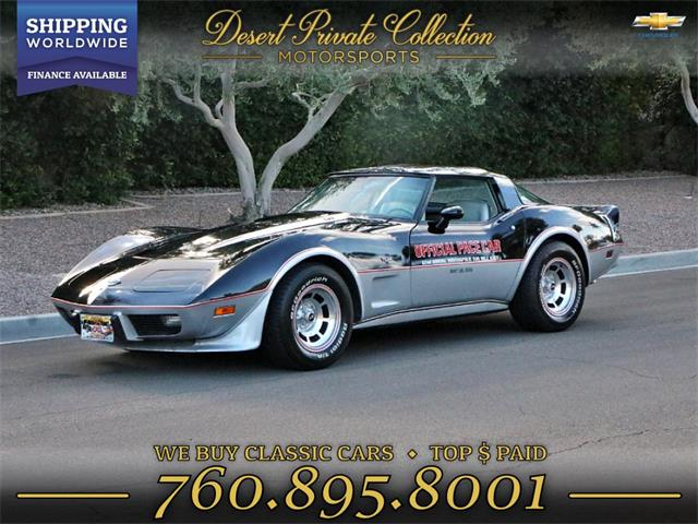 Picture of 1978 Chevrolet Corvette located in California - QYVQ
