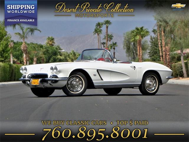 Picture of 1962 Chevrolet Corvette Offered by  - QYVS