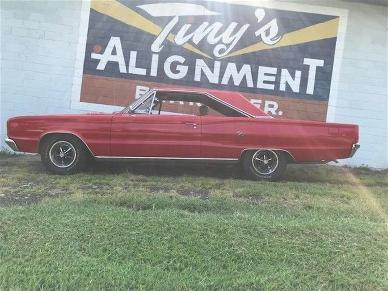 Large Picture of '67 Coronet - QYVU