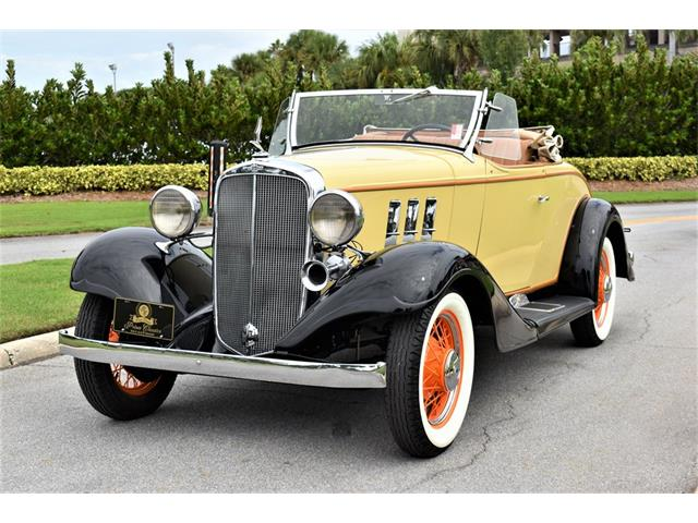 Picture of '33 Chevrolet Master located in Florida - $40,900.00 Offered by  - QYW0