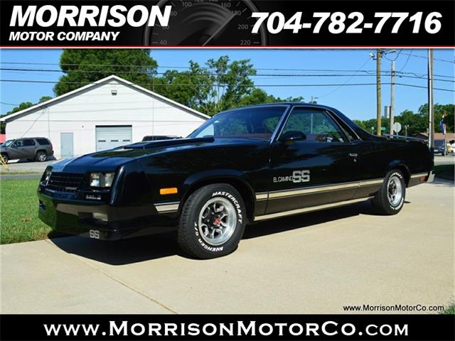 Picture of '86 El Camino SS - QYWN