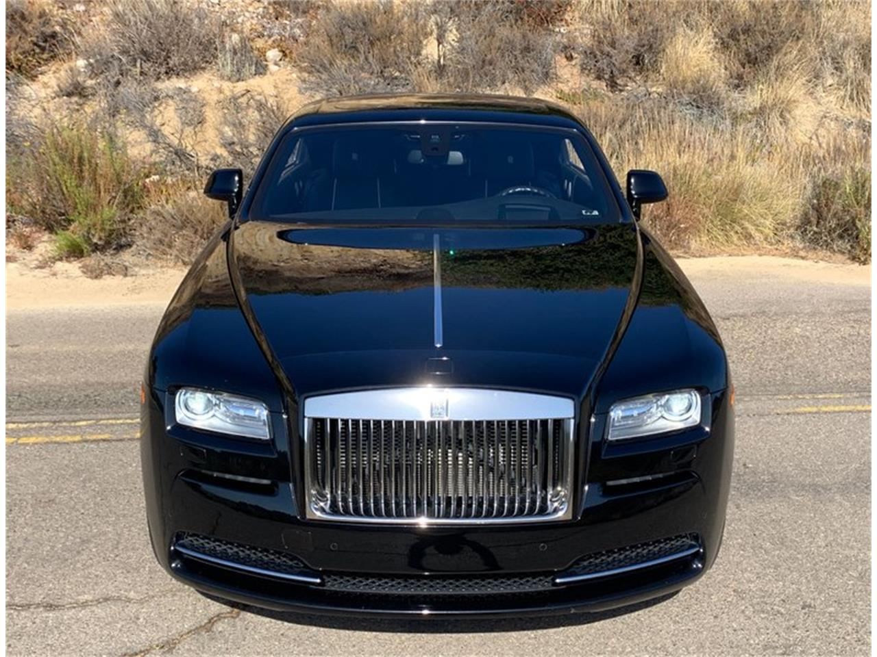 Large Picture of '15 Silver Wraith - QYWQ