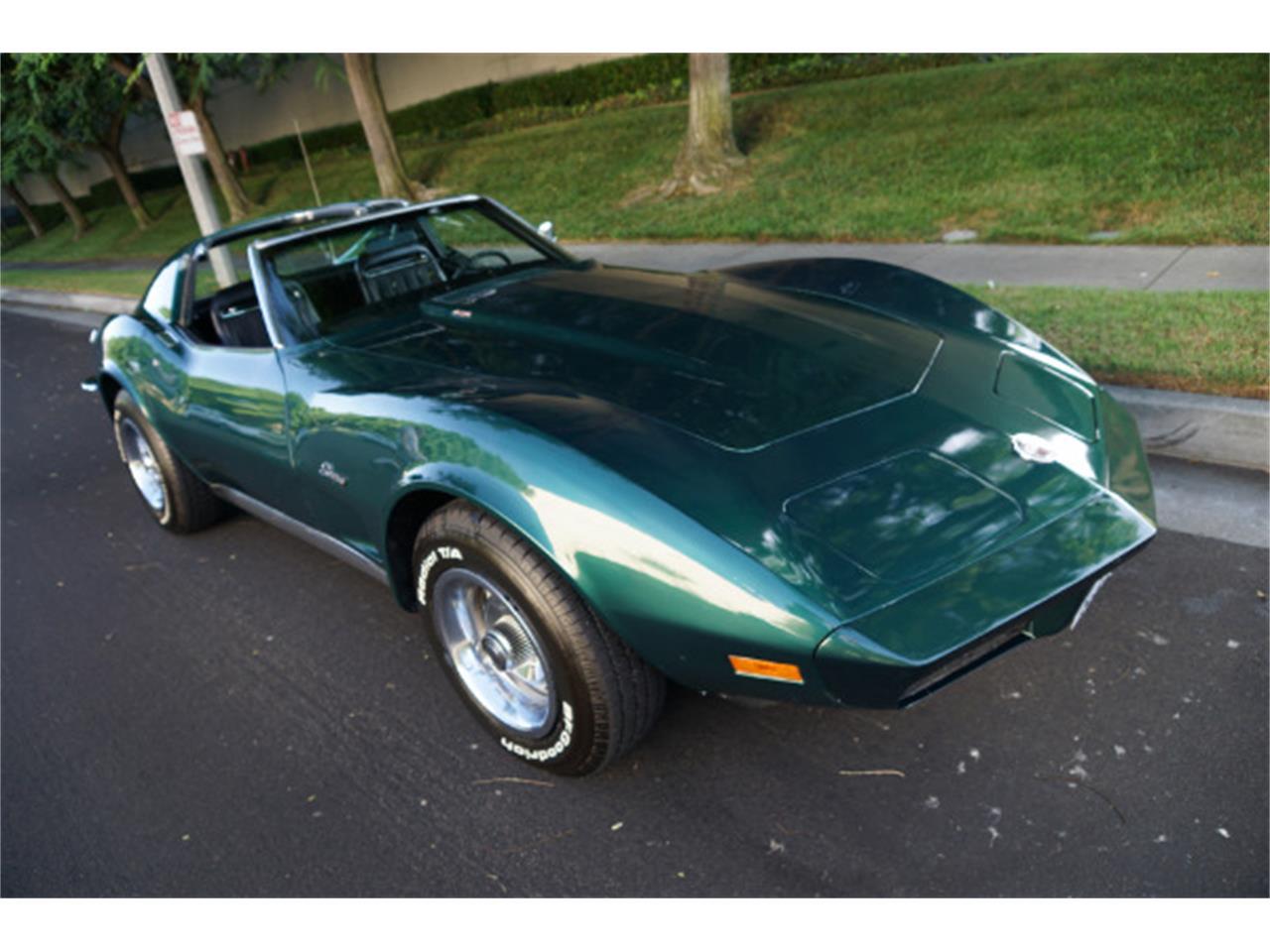 Large Picture of '73 Corvette - QYX4