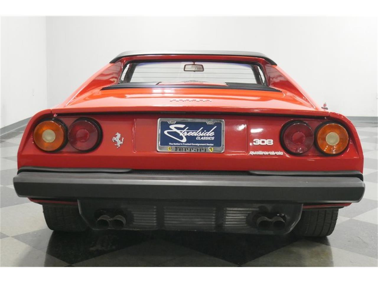 Large Picture of '84 Ferrari 308 - QT5D