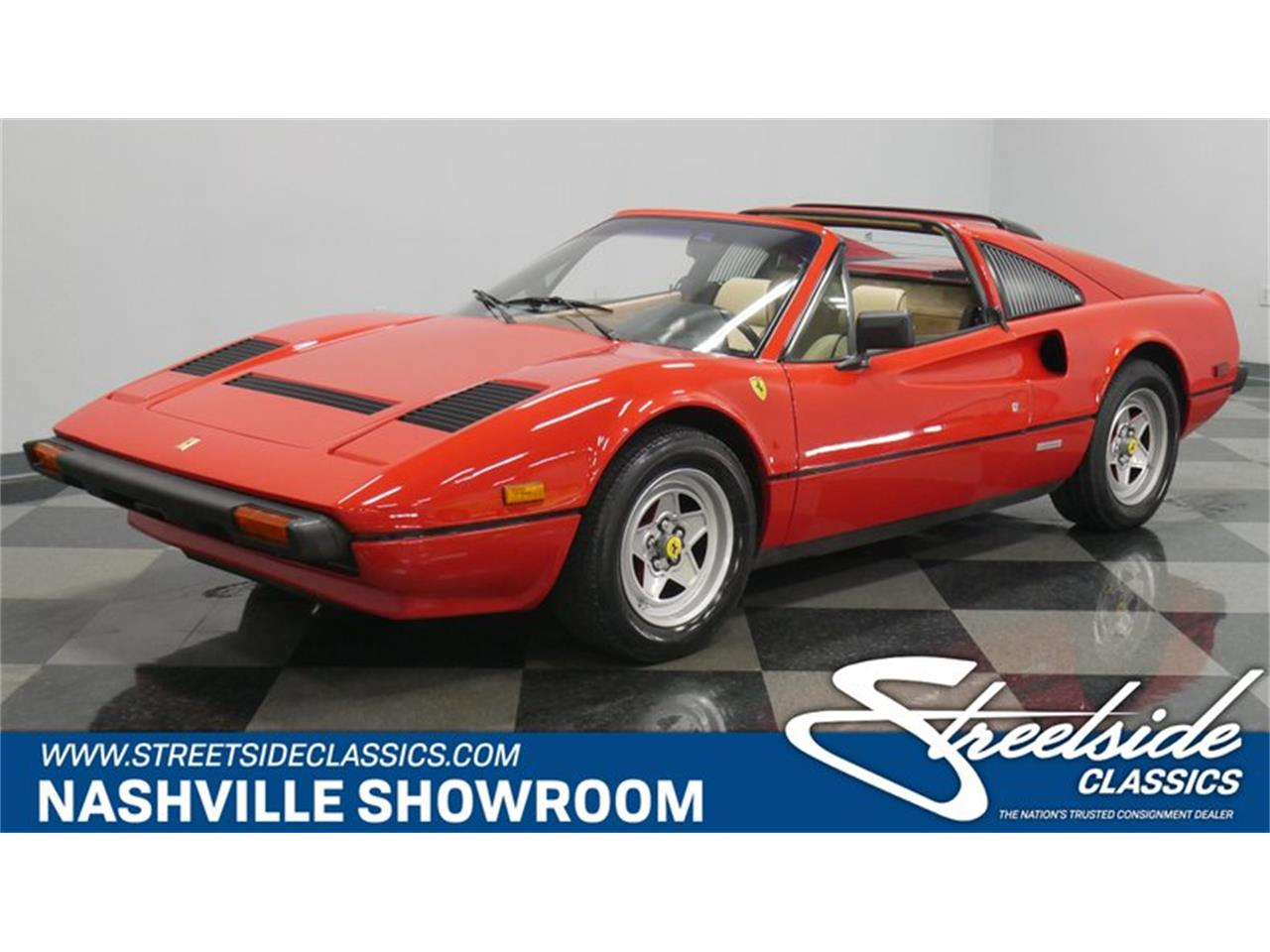 Large Picture of '84 Ferrari 308 - $59,995.00 Offered by Streetside Classics - Nashville - QT5D