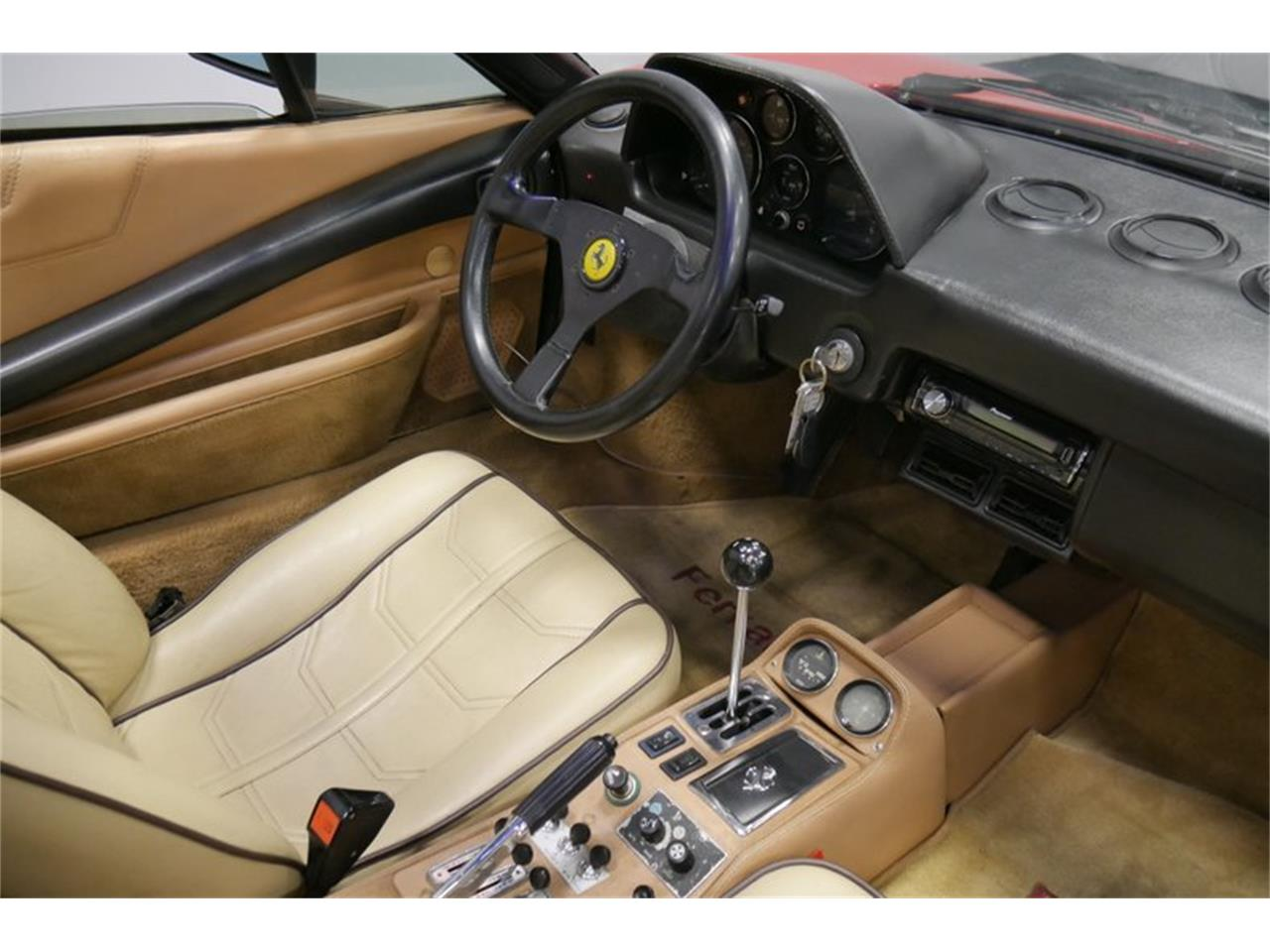 Large Picture of 1984 Ferrari 308 located in Tennessee Offered by Streetside Classics - Nashville - QT5D