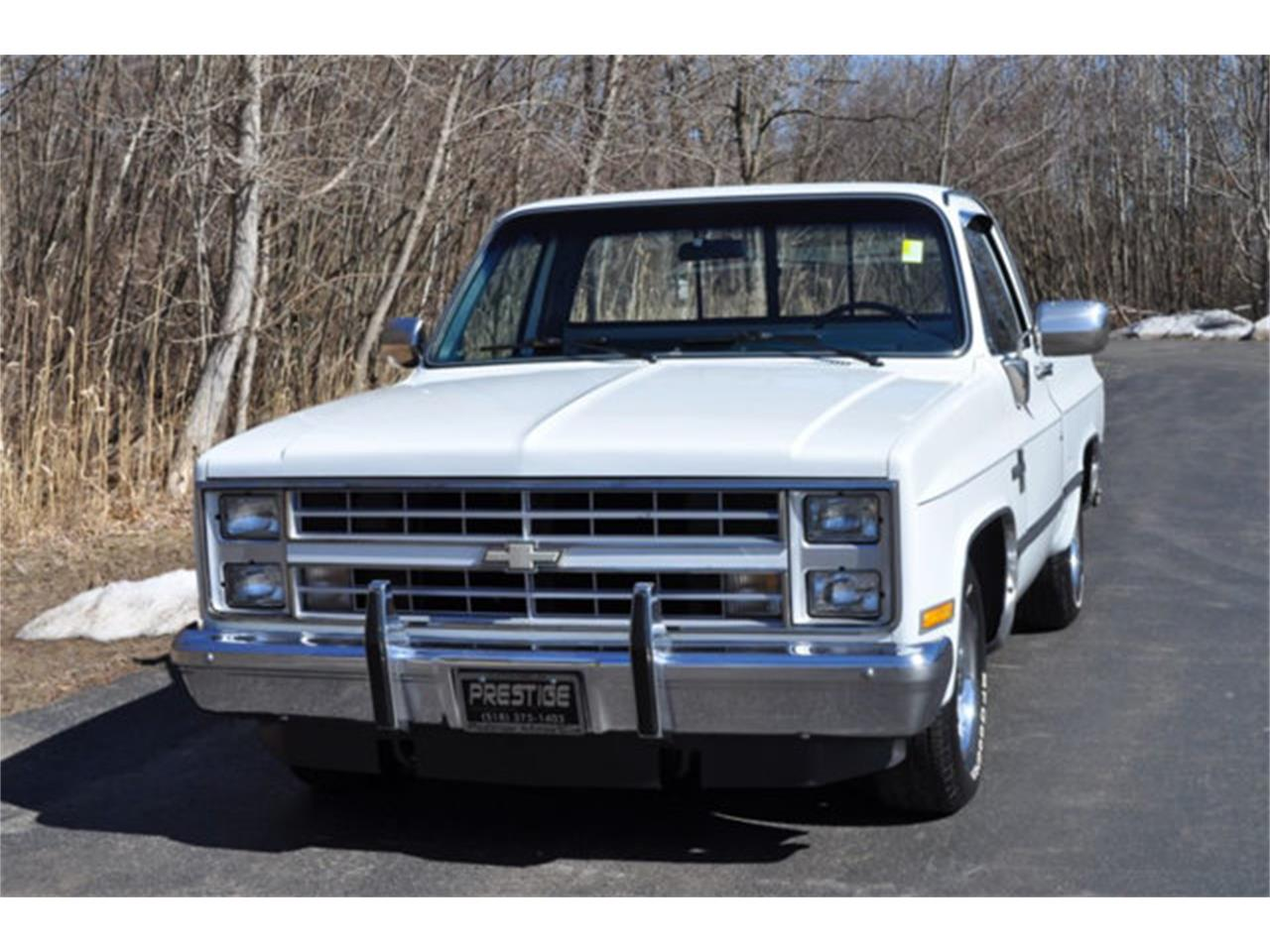 Large Picture of '86 C10 - QYXM