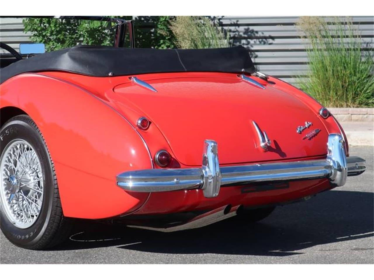 Large Picture of '63 Austin-Healey 3000 located in Idaho Offered by Sun Valley Auto Club - QYY7
