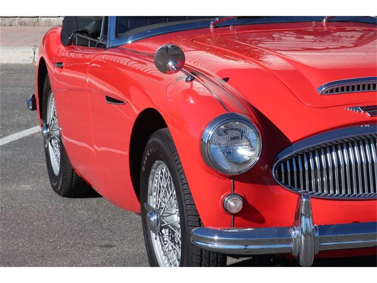 Large Picture of Classic 1963 Austin-Healey 3000 located in Idaho - $72,000.00 Offered by Sun Valley Auto Club - QYY7