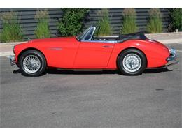 Picture of Classic '63 Austin-Healey 3000 Offered by Sun Valley Auto Club - QYY7