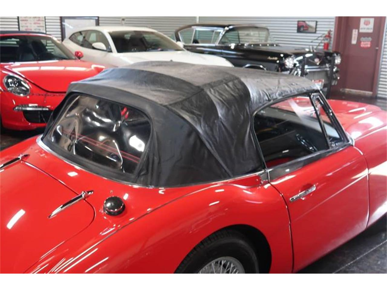 Large Picture of '63 Austin-Healey 3000 located in Hailey Idaho Offered by Sun Valley Auto Club - QYY7