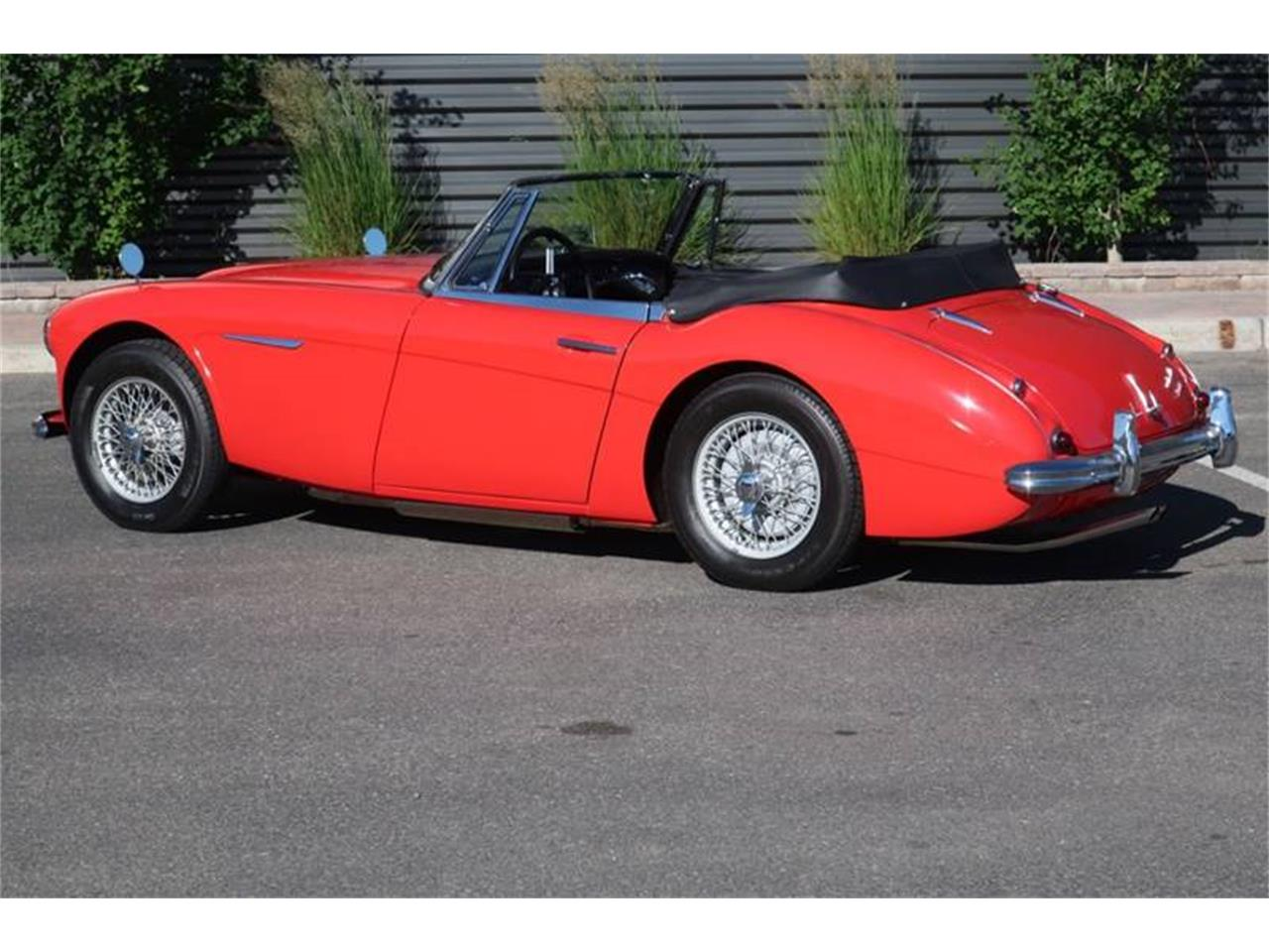 Large Picture of 1963 Austin-Healey 3000 located in Hailey Idaho - $72,000.00 Offered by Sun Valley Auto Club - QYY7