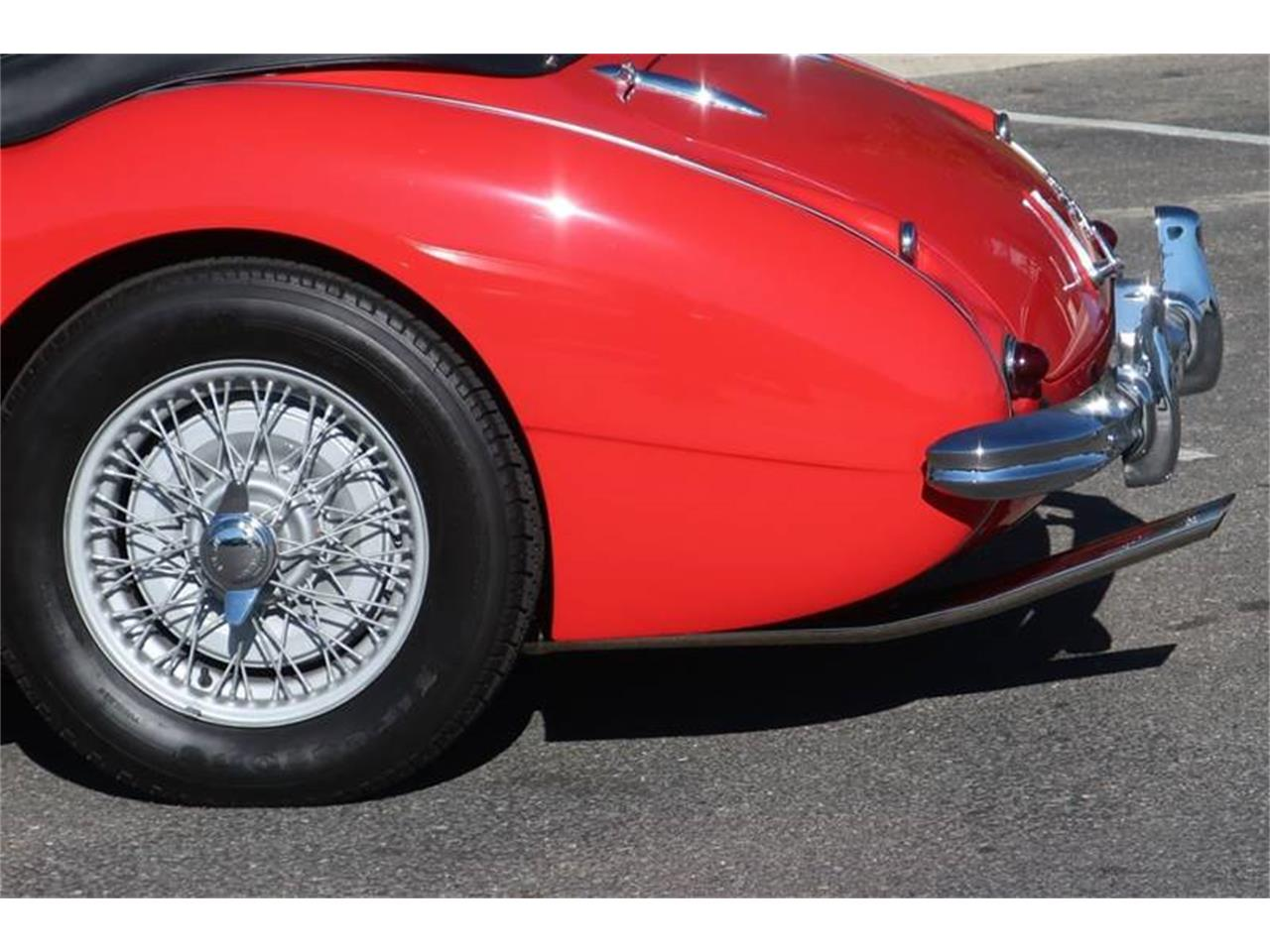 Large Picture of Classic '63 Austin-Healey 3000 located in Idaho - $72,000.00 - QYY7