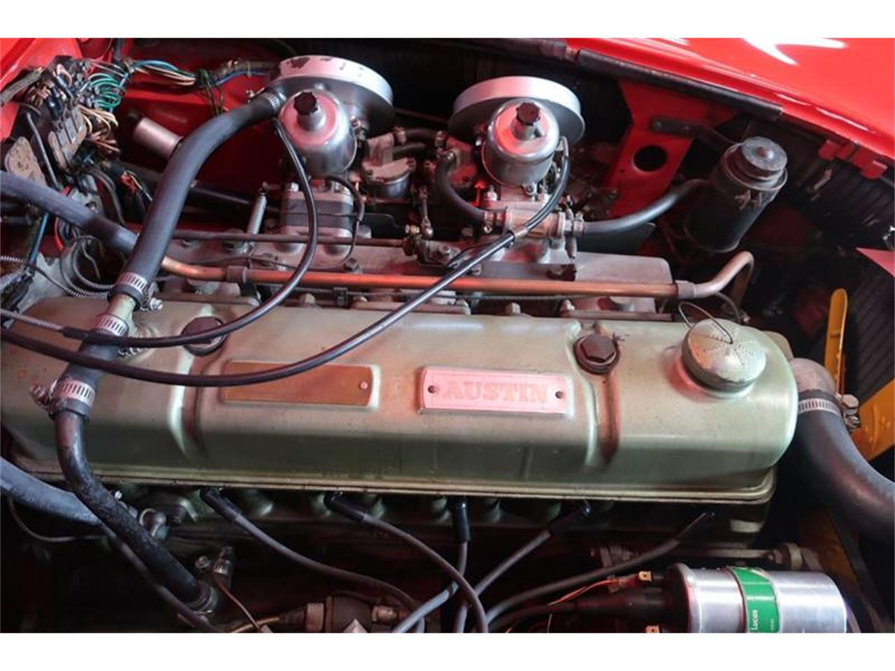 Large Picture of Classic '63 Austin-Healey 3000 located in Hailey Idaho - $72,000.00 Offered by Sun Valley Auto Club - QYY7