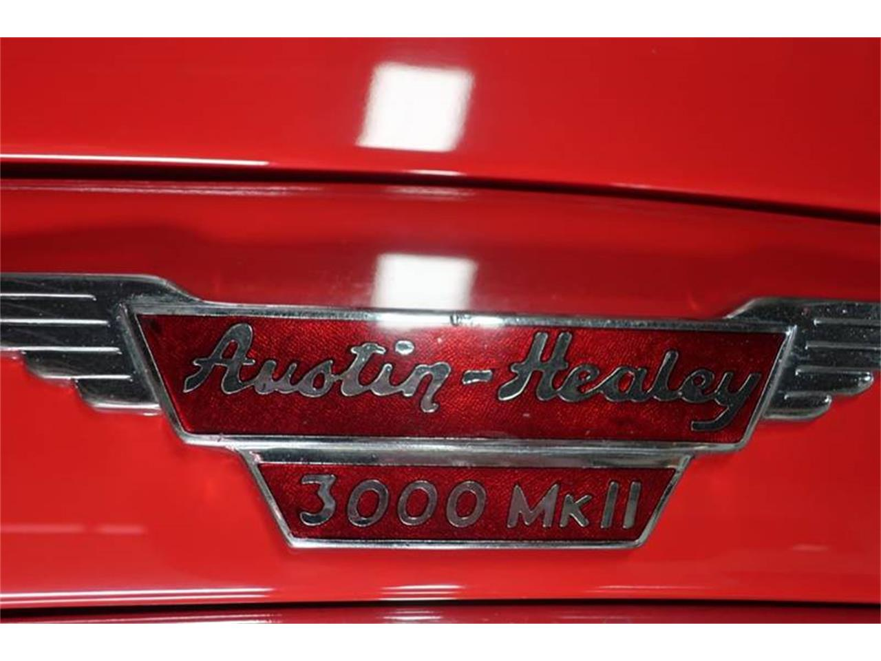 Large Picture of '63 Austin-Healey 3000 Offered by Sun Valley Auto Club - QYY7