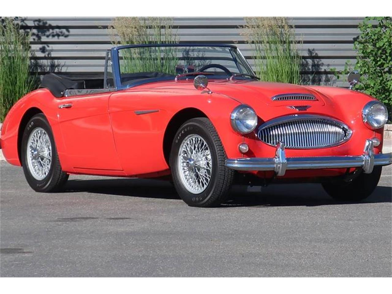 Large Picture of Classic 1963 Austin-Healey 3000 - $72,000.00 Offered by Sun Valley Auto Club - QYY7