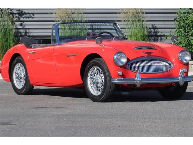 Picture of Classic '63 Austin-Healey 3000 - QYY7