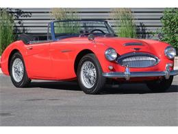 Picture of Classic 1963 Austin-Healey 3000 Offered by Sun Valley Auto Club - QYY7