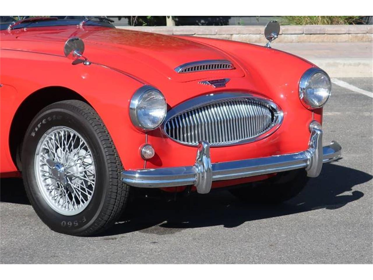 Large Picture of '63 Austin-Healey 3000 - $72,000.00 Offered by Sun Valley Auto Club - QYY7