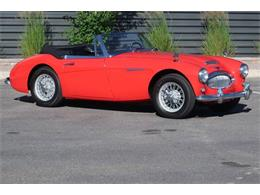 Picture of 1963 Austin-Healey 3000 located in Hailey Idaho - $72,000.00 - QYY7