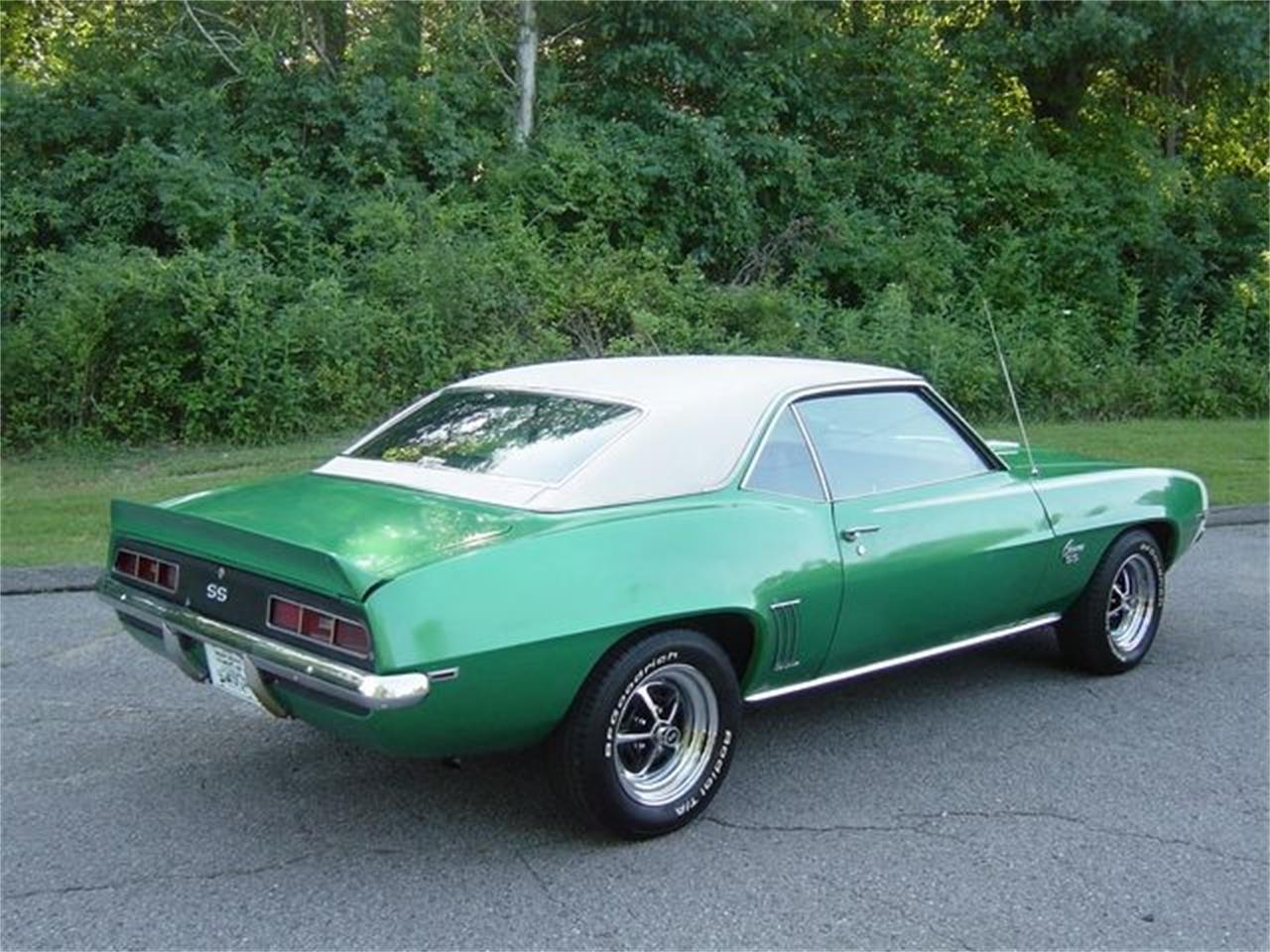 Large Picture of Classic 1969 Camaro SS - QYYM
