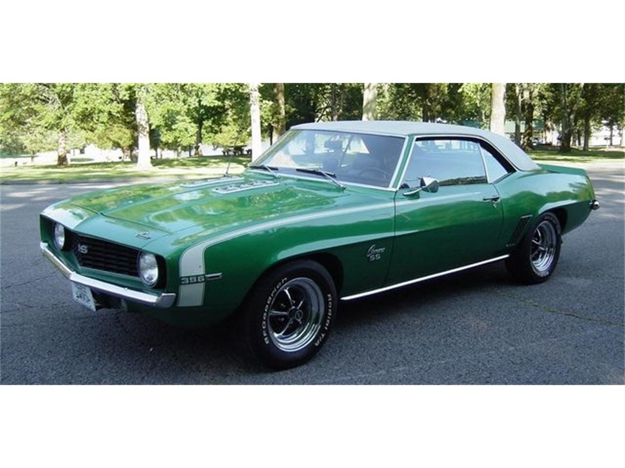 Large Picture of Classic 1969 Chevrolet Camaro SS located in Tennessee Offered by Maple Motors - QYYM